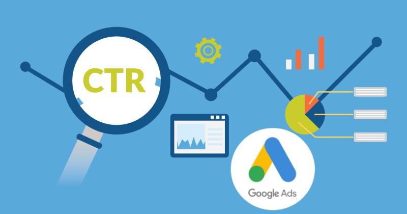 CTR - اصطلاحات گوگل ادز