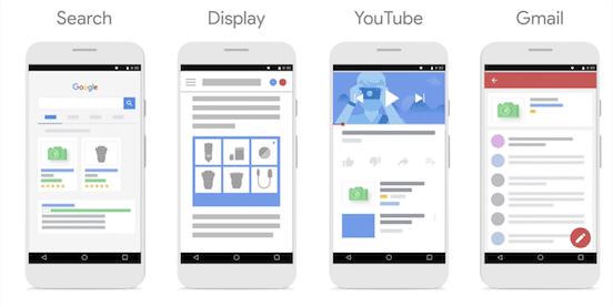 اعمال محدودیت فرکانس در گوگل ادز تنها برای کمپینهای نمایشی و ویدئویی امکانپذیر است