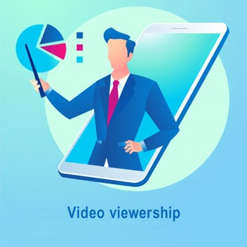 میزان مشاهده آگهی شما بر روی فیلمهای مختلف را اندازه میگیرد