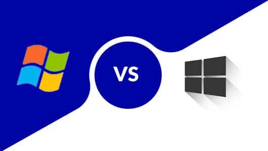 مقایسه ویندوز و ویندوز سرور